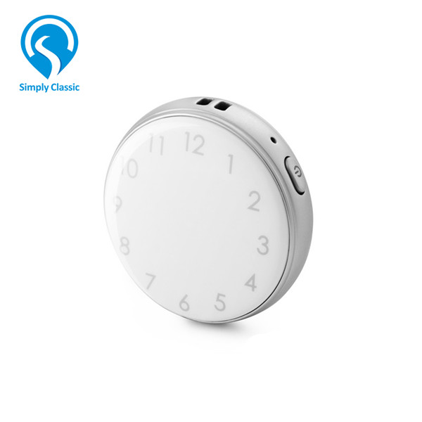 A12 Small Pocket Watch Elder GPS Tracker SOS Button