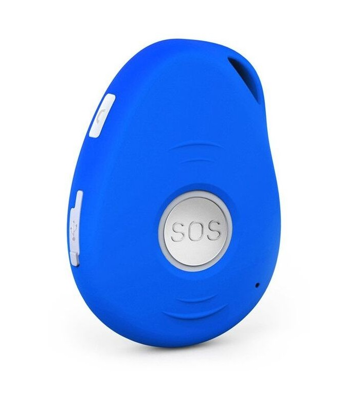 EV07w CE RoHS Waterproof 3G Kids Personal Mini GPS Tracker with SOS Panic Button and Fall Down Detection (5)