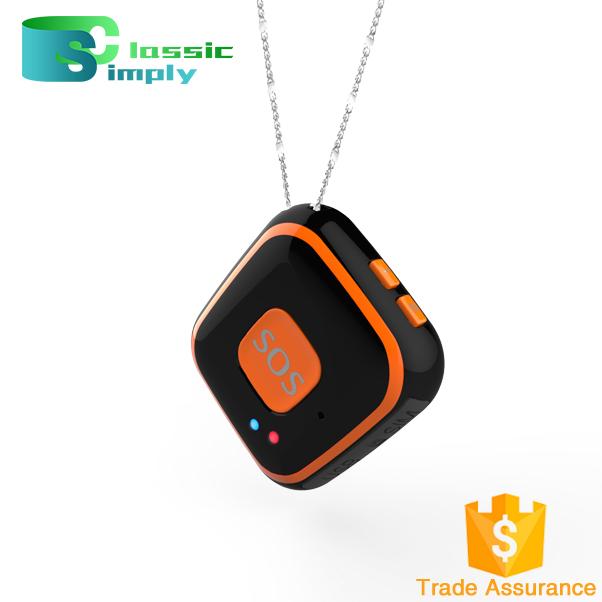 V28 SOS Anti Lost GPS Tracker for Kids