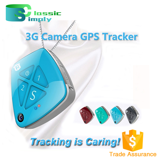 V42 Hidden Mini 3G Camera Personal GPS Tracker for Kids