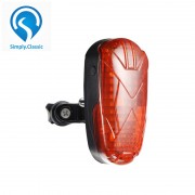TK906 LED Tail Bike GPS Tracker