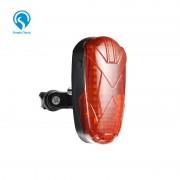 TK906 LED Tail Bike GPS Tracker with 1000 mAh Long Battery Life