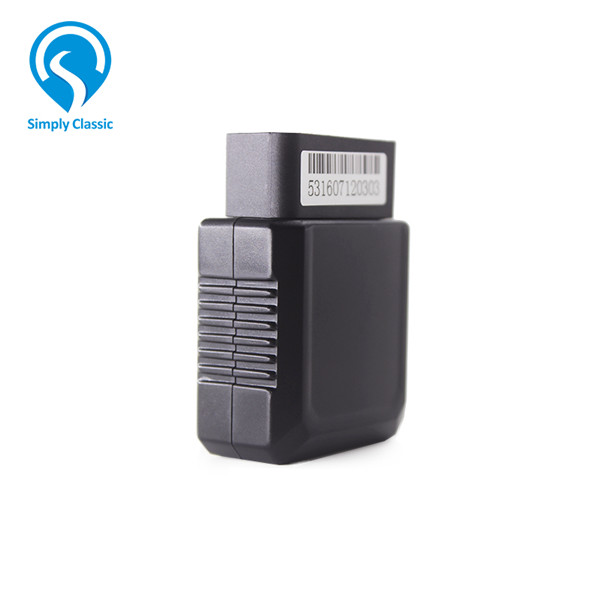 OBDII GPS Tracker No Wires No Hassle Just Snap and Track