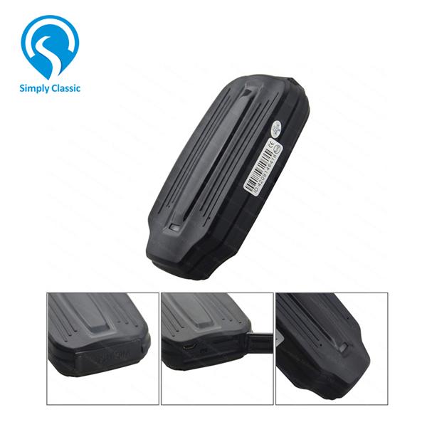 2G/3G 6000mAh Long Battery Life Magnetic Vehicle GPS Tracker Car