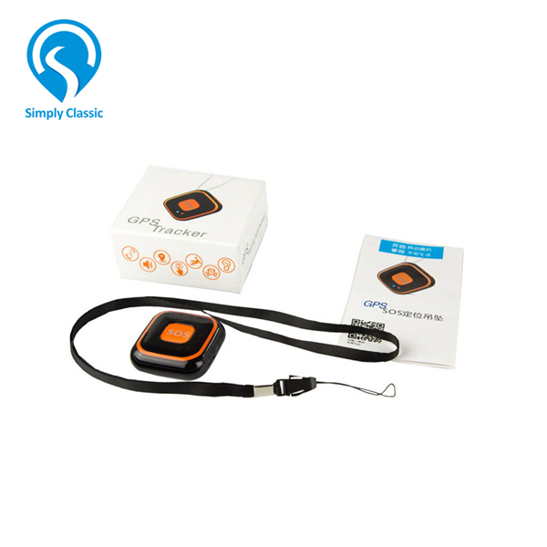 V28 SOS Alzheimer's Anti Lost Personal GPS Tracker