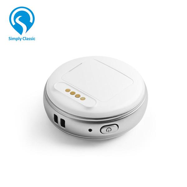 A12 Small Pocket Watch Elder GPS Tracker SOS Button