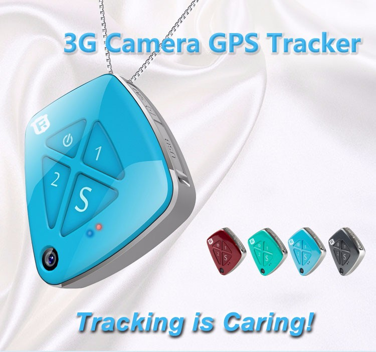 V42 Personal GPS Tracker