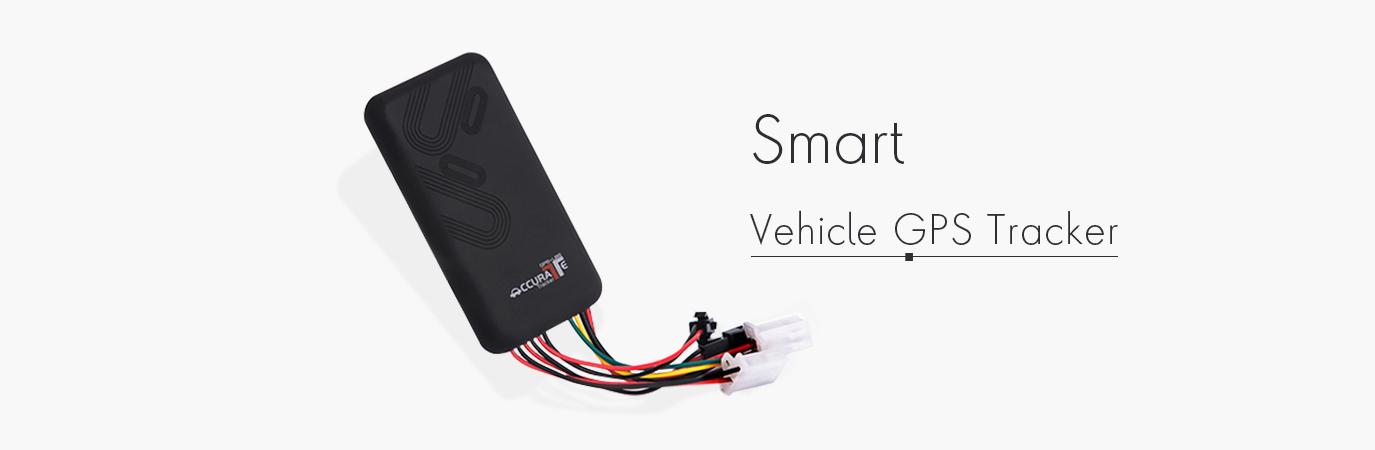 Vehicle GPS Tracker
