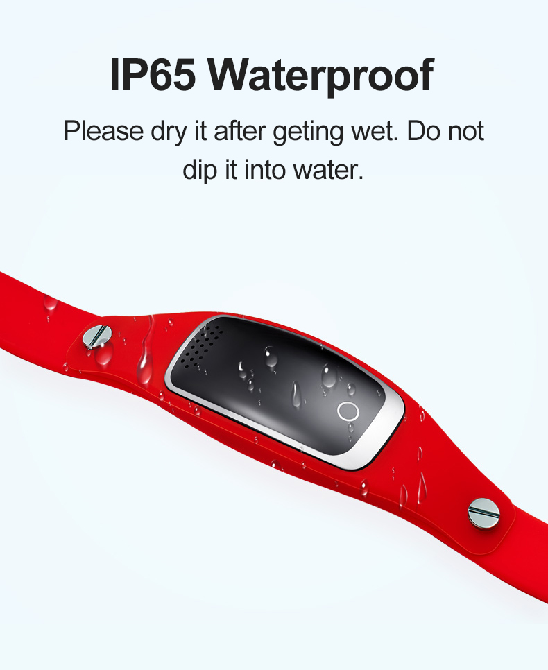 S1 Waterproof Pet Dog Collar GPS Tracker