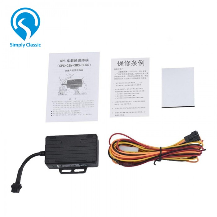 LK210 Waterproof Vehicle GPS Tracker with Engine Cut off